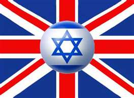 British Israel flag