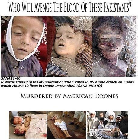 Drone deaths