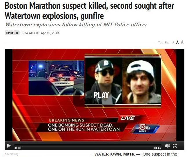 Bomber killed