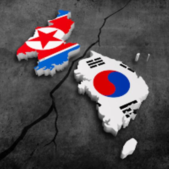 split_korea
