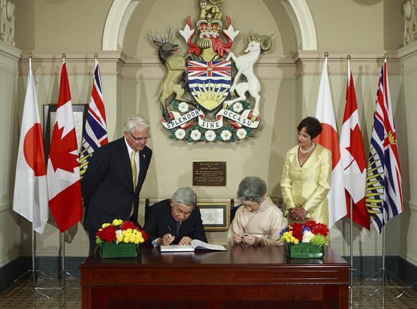 Emperor+Japan+Visits+British+Columbia+Parliament+3bob2AALt2Il