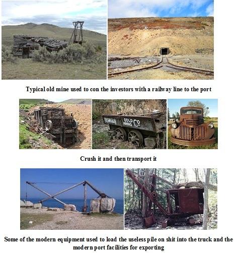 Mine equipment