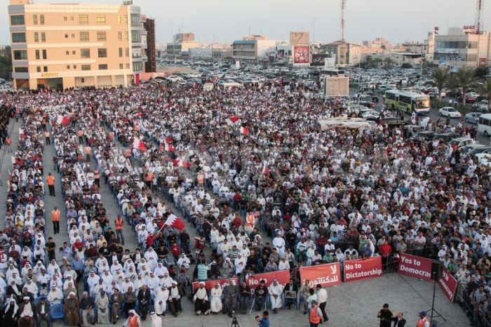 Protests-Bahrain