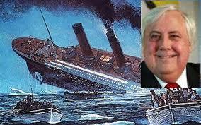 Titanic investments