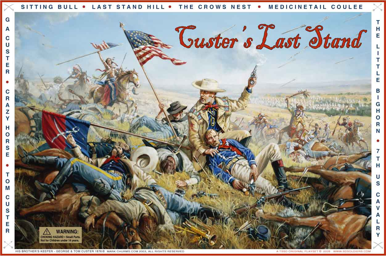 a history of the battle of the little big horn The last stand: custer, sitting bull and the battle of the little bighorn by nathaniel philbrick, viking, new york, 2010, $30 the last stand is the latest of more than 3,000 books written about george custer and/or the battle.