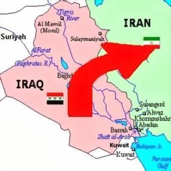 map_iraq-iran